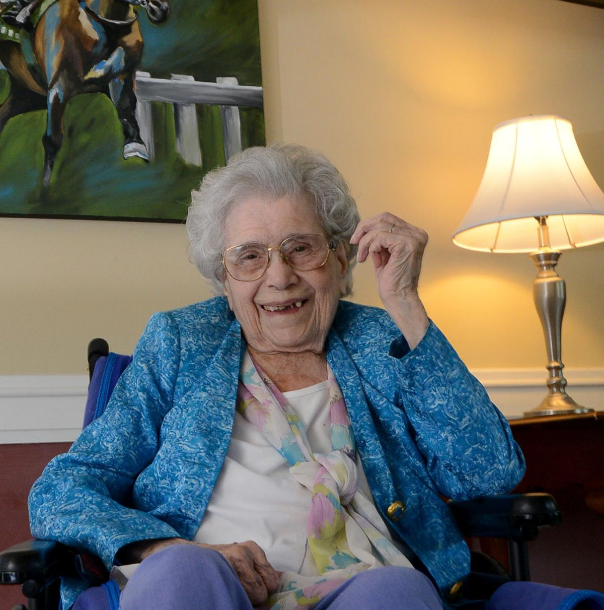 Irene Wyson at Pinehurst Healthcare and Rehabilitation.