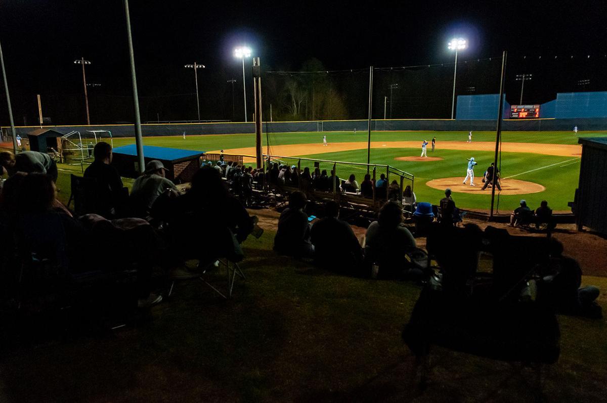 Union Pines defeats Western Harnett, 8-1