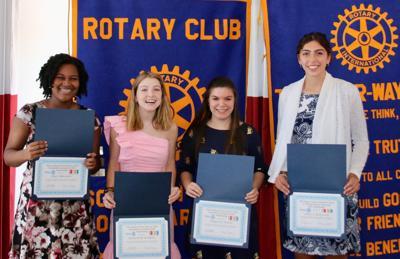 SP Rotary Scholarships