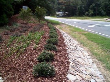 DOT Roadside Litter Sweep