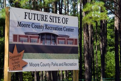 Moore County Recreation Center at Hillcrest Park