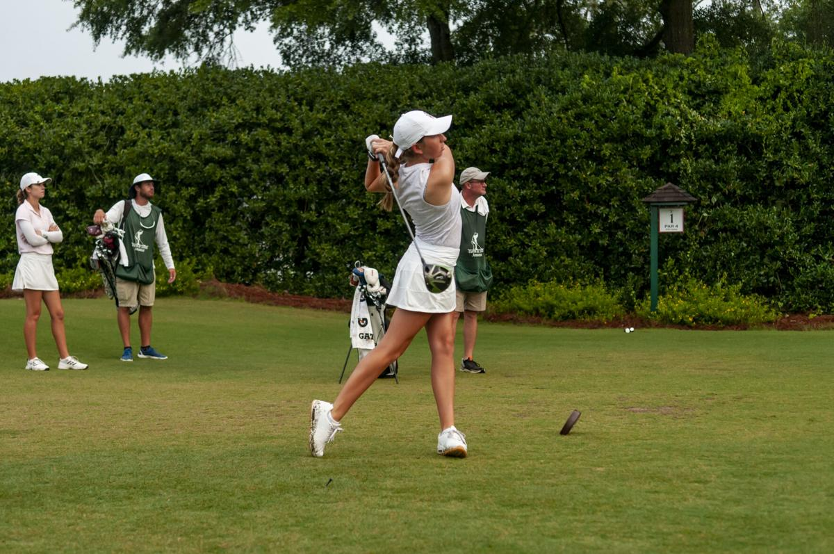 GOLF - 119th North & South WomenÕs Amateur Championship-Round of 16