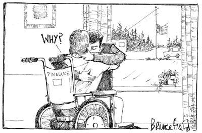 Pinelake Cartoon
