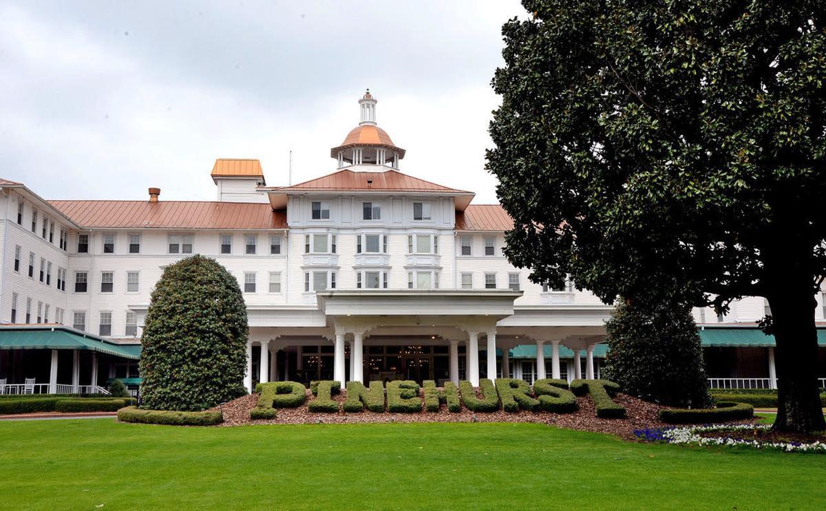 Carolina Hotel facade
