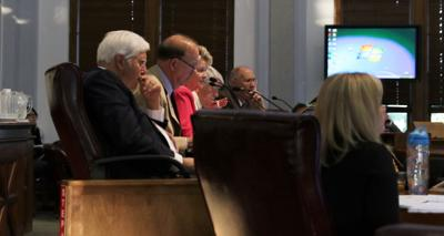 Teaser Moore County commissioners