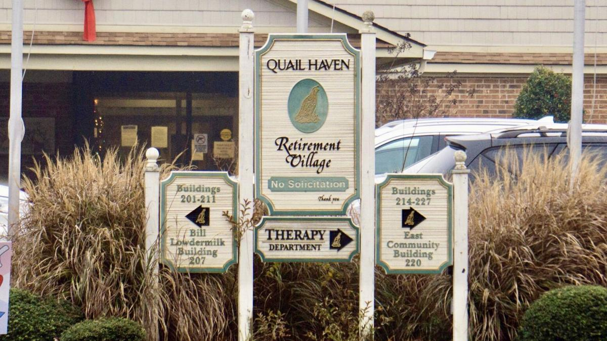 The Inn at Quail Haven Village is currently experiencing an outbreak of COVID-19, which has claimed the lives of three elderly residents in recent days.