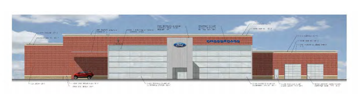 Crossroads Ford Southern Pines >> Auto Dealer Set To Move From Old U S 1 News Thepilot Com