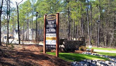 Laurel Ridge new subdivision