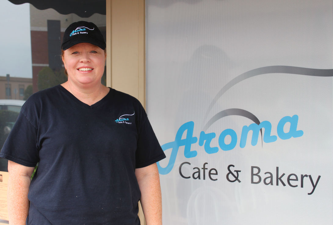 At Aroma at aroma baking come true business thepilot com