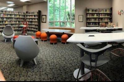Southern Pines Teen Lounge