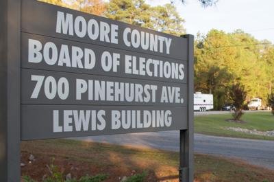 Moore County Board of Elections