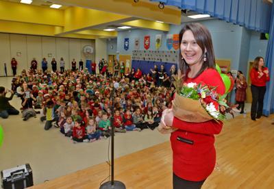mariah morris of west pine elementary named region s top teacher