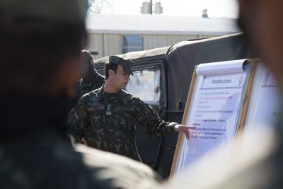 3rd Brigade Combat Team training