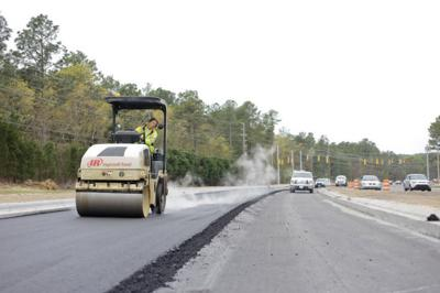 New Projects for NCDOT's Highway Division 8 Proposed, Open