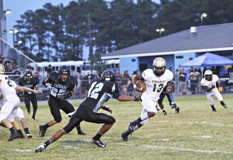 Pinecrest Football Wins Opener Sports Thepilot Com