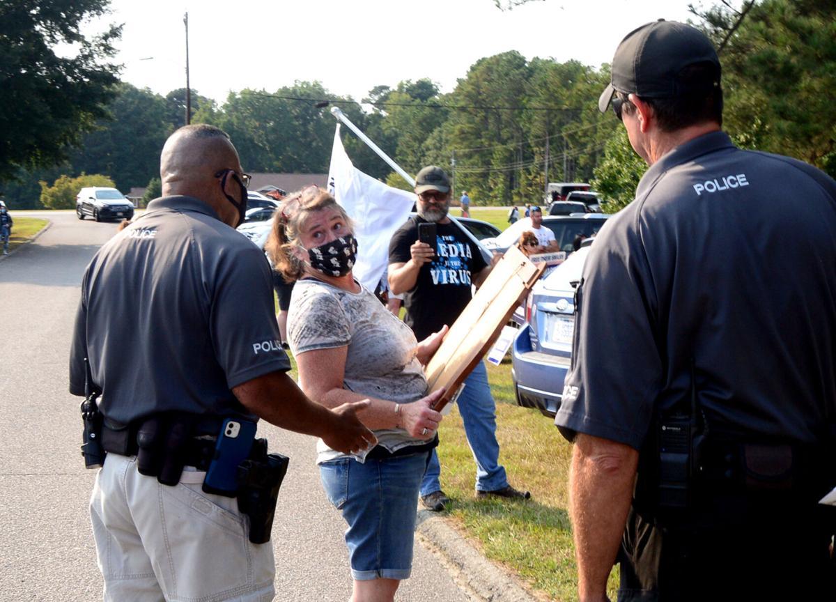 Counterprotester 2