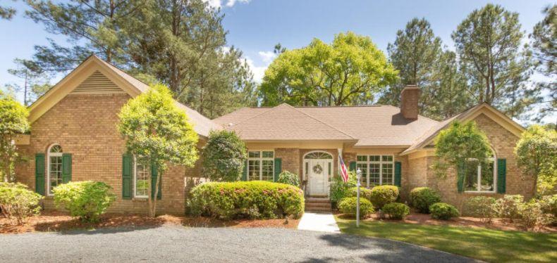 Pinehurst home for sale