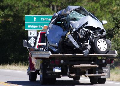 Man Dead After Carthage Vehicle Accident   News   thepilot com