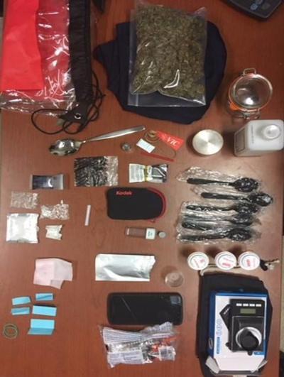 SP Police Arrest Carthage Man | News | thepilot com