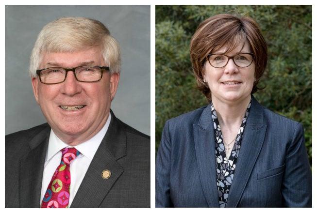 Tom McInnis and Helen Mills Combined