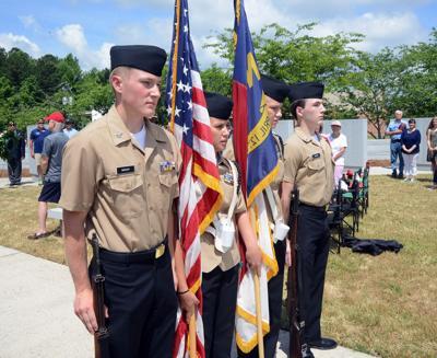 Memorial Day service Carthage