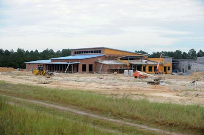 McDeeds Creek Elementary Construction