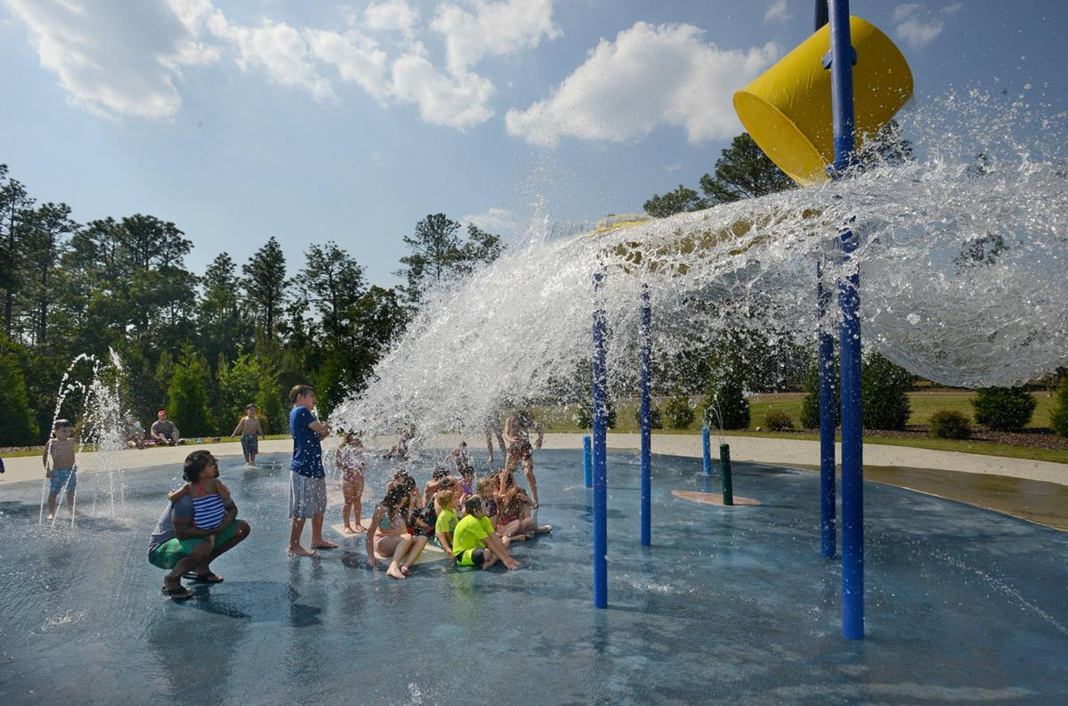 Pinehurst Splash Pad