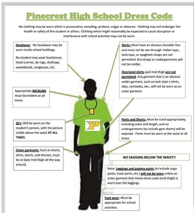 School Dress Code Provokes Concern | News | thepilot com