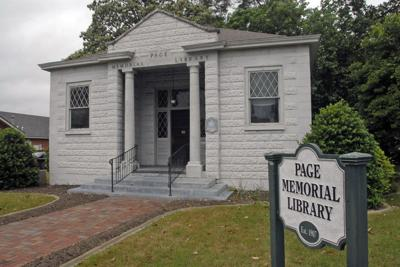 Page Memorial Library