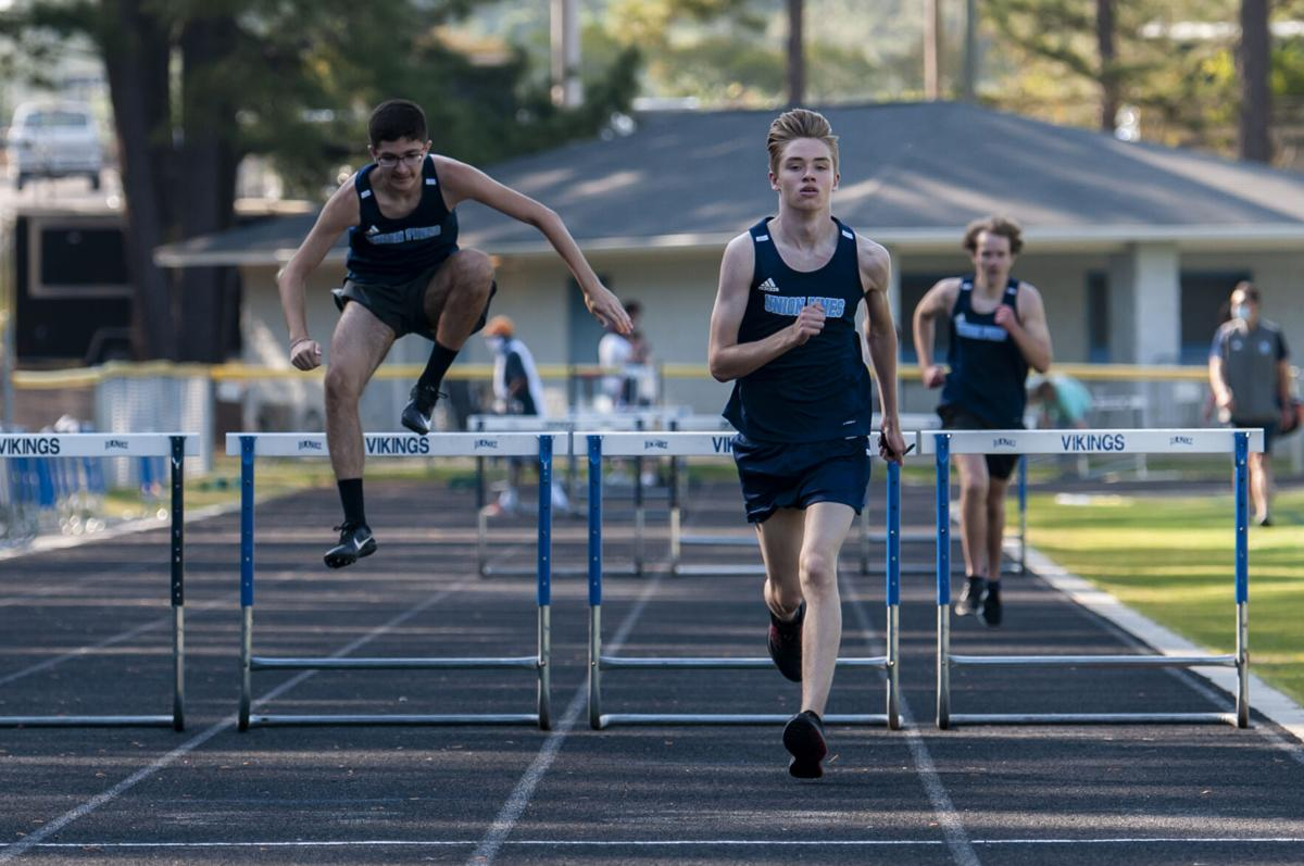 Union Pines hosts Chatham Charter in track and field