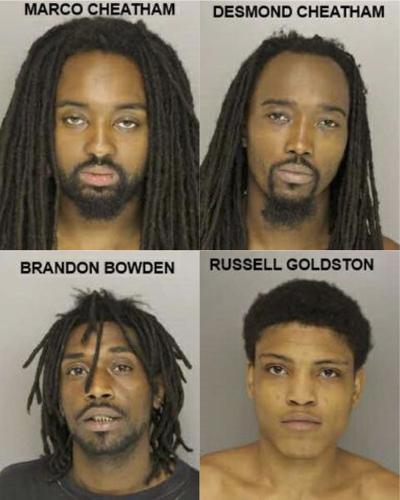 Drug Investigation Nets Five Arrests | News | thepilot com