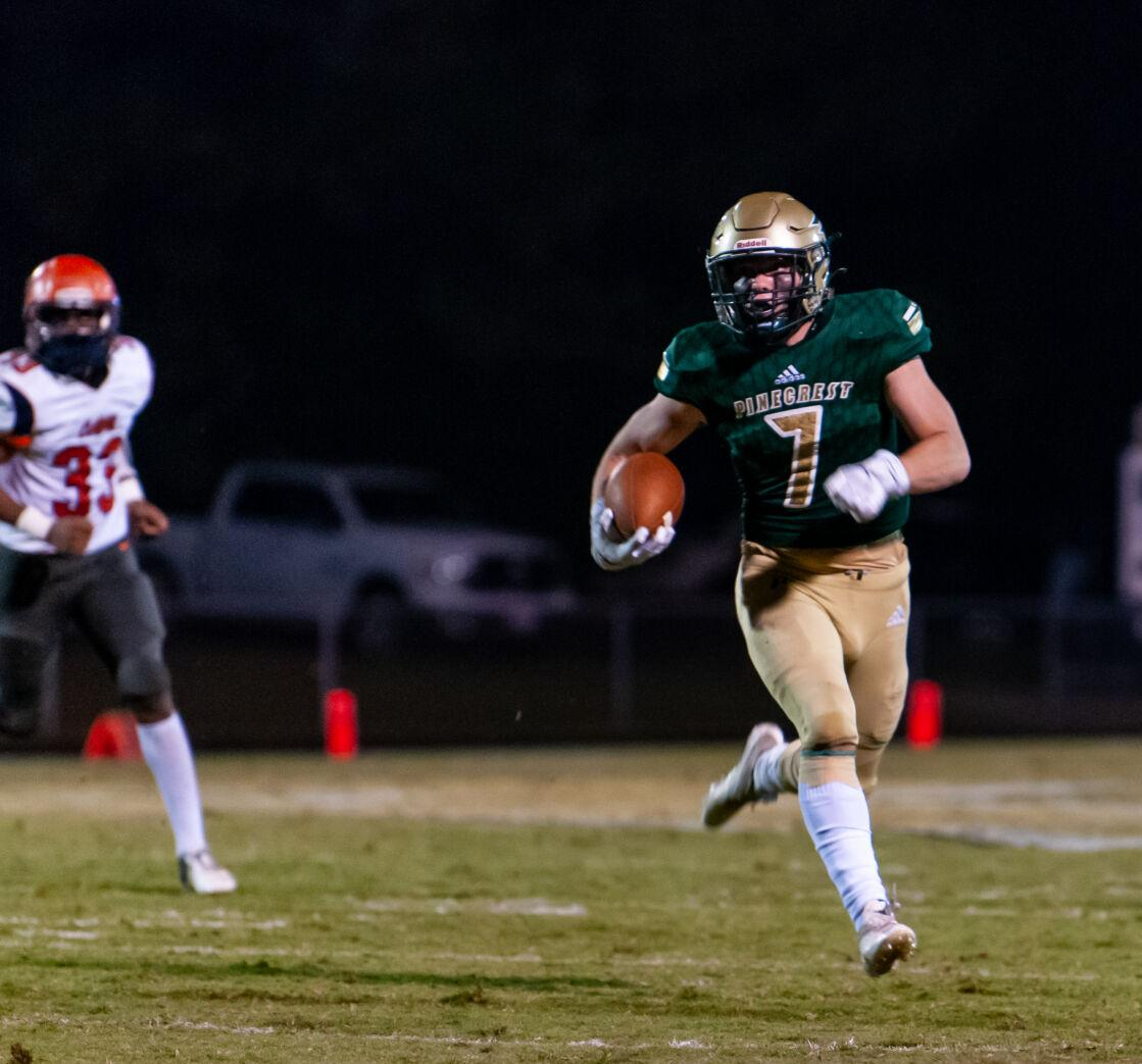 Pinecrest defeats Southern Lee, 47-3