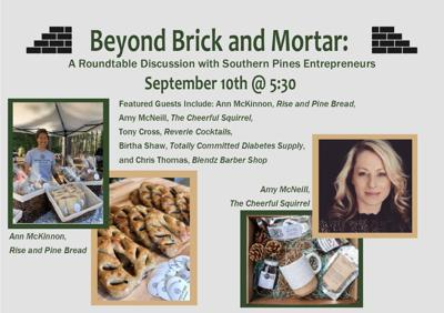 Beyond Brick and Mortar flyer