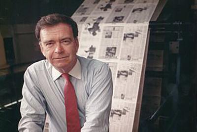 Frank A. Daniels Jr.