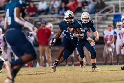 Tyreek McCoy of Union Pines
