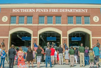 Open House at SPFD Station No. 2