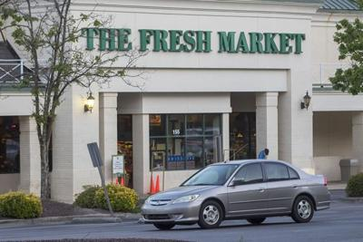 The Fresh Market is located on Beverly Lane in Southern Pines.