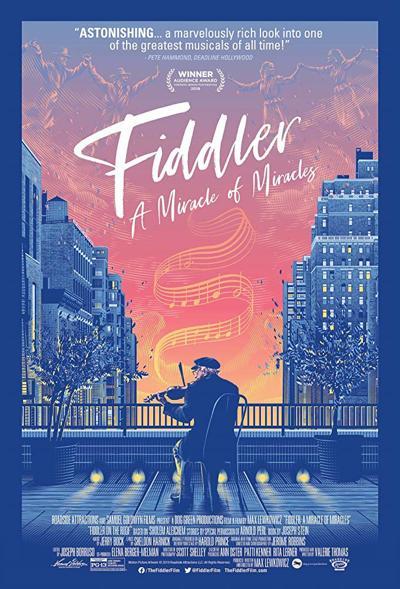 Fiddler Poster