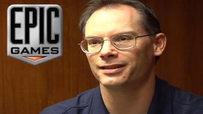 Tim Sweeney Epic Games