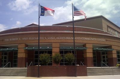RCC Cole Auditorium