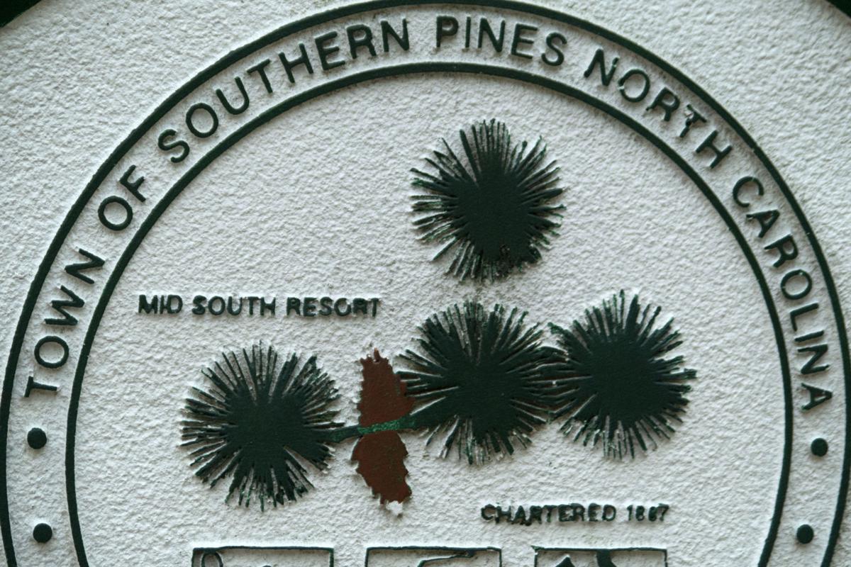 TEASER Southern Pines Logo