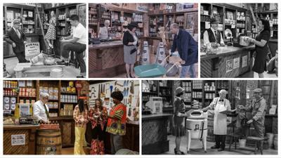 Burney Hardware in Aberdeen Celebrates Centennial With Photo Series