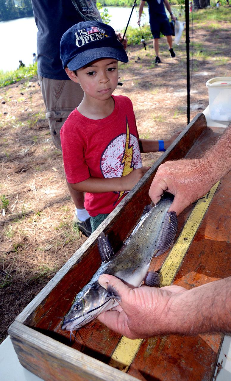 Annual Rick Rhyne Fishing Tournament | Gallery | thepilot com