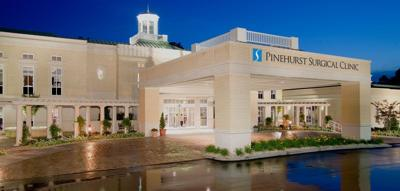 Pinehurst Surgical Clinic exterior