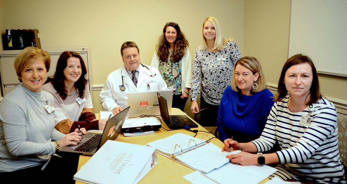 FH Clinical Trials team