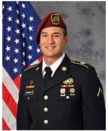 Private First Class Patrick J. Hernandez