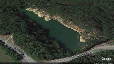 The Glendon Pyrophyllite Rock Quarry