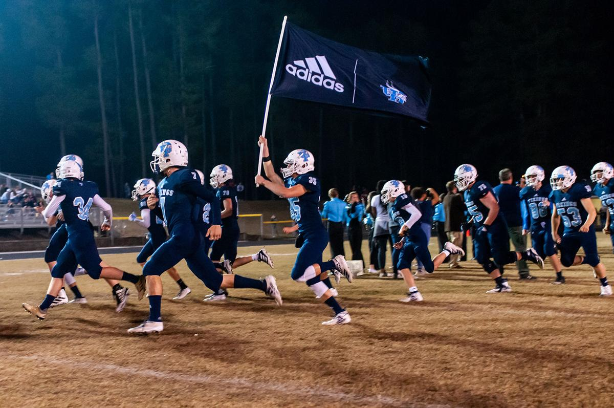 Union Pines defeats Western Harnett, 60-7; earns state championship play-off berth