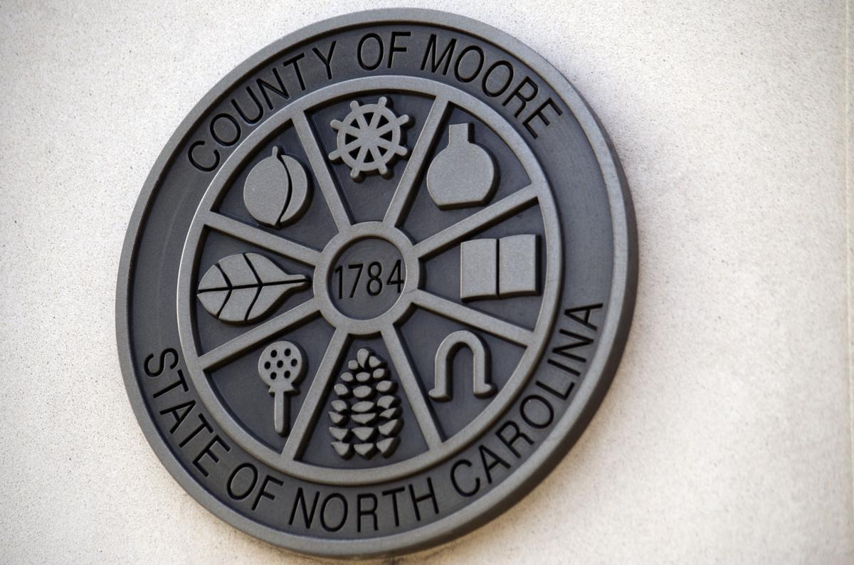 TEASER Moore County Seal
