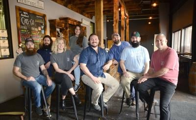 Southern Pines Brewing team